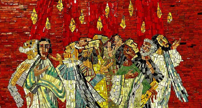pentecost in the bible